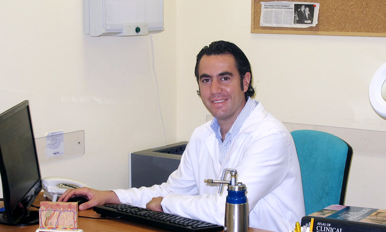 Imagen de Dr. Pablo Fernández-Crehuet Serrano